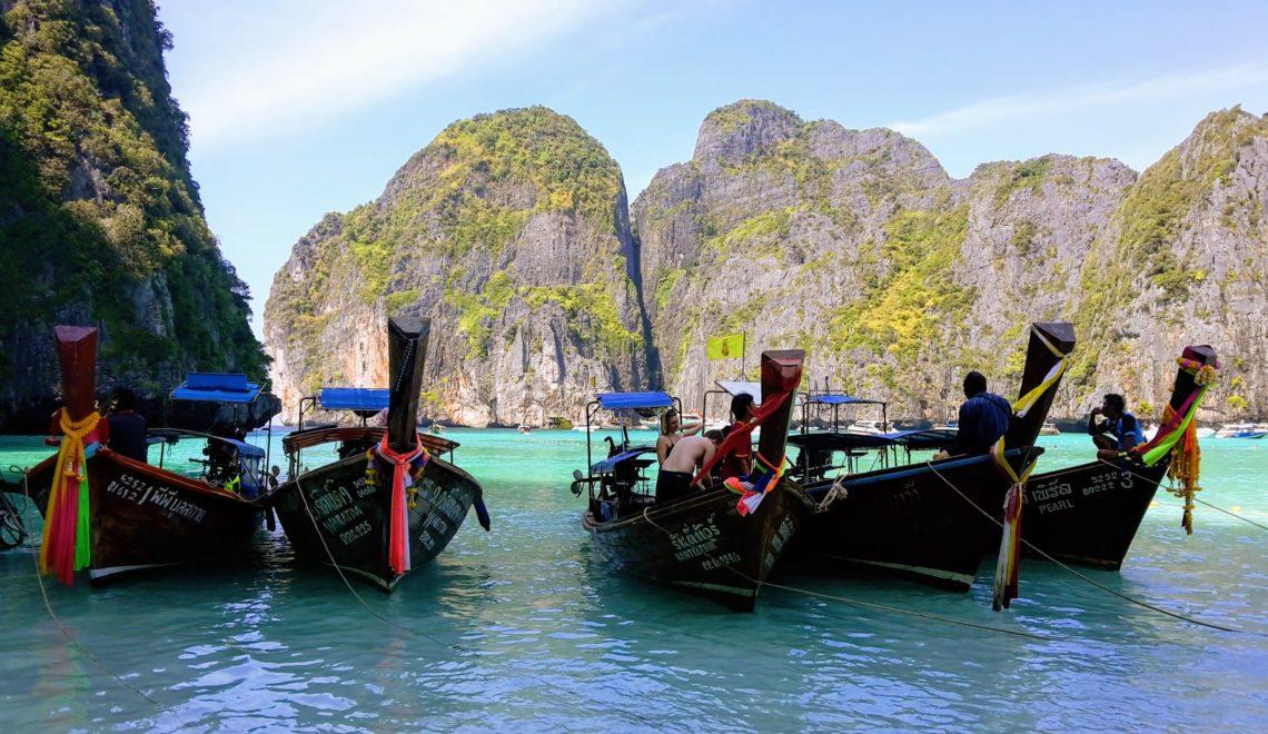 Thailandia – Phi Phi Island, Bamboo Island & Similian Islands