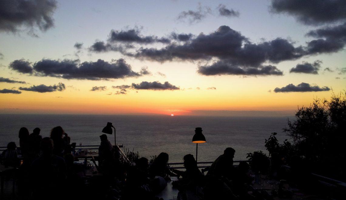 Cenare a Lefkada – Il tramonto è servito