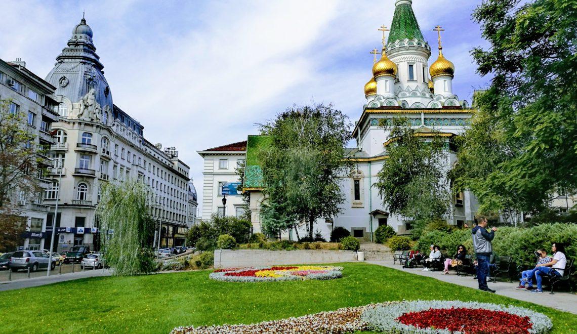 20 cose da vedere a Sofia: Itinerario a piedi