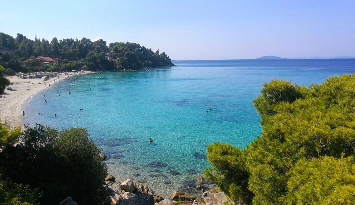 Una nuova meta: Sithonia e le sue spiagge