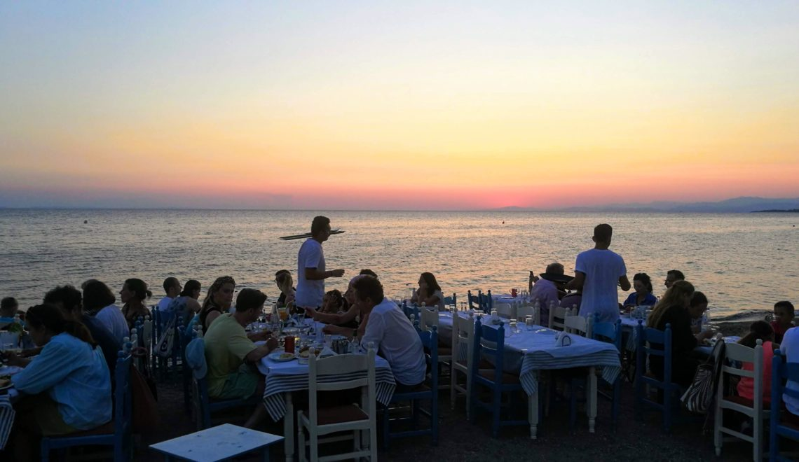 Sithonia- Dove mangiare?